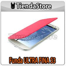 Funda FINA compatible GALAXY S3 I9300 - Carcasa delgada protector pantalla ROSA