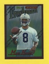1996 FINEST #243 MARVIN HARRISON ROOKIE FOOTBALL CARD