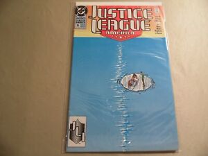 Justice League America #35 (DC 1990) Free Domestic Shipping