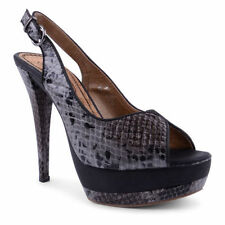 Women's Faux Suede Slingbacks Evening Sandals & Beach Shoes