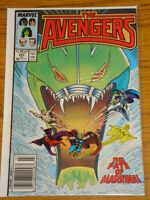 AVENGERS #293 VOL1 MARVEL COMICS JULY 1988