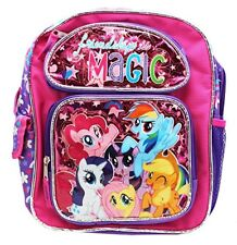 New My Little Pony Friendships Is Magic Small 12 Inches Backpack
