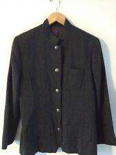 Mad Jak Design Three Piece Ladies Suit Size S Dark Grey <R10857