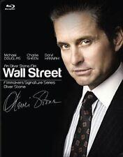 Wall Street With Michael Douglas Blu-ray Region 1 024543793182