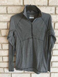 Columbia Women's Omni wick 1/4 Zip Jacket Size Med