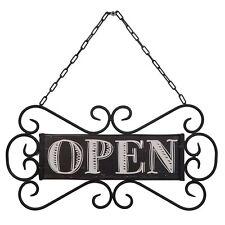 The Vintage Sign Store Business Shop Restaurant General Liquor Open Closing Bar