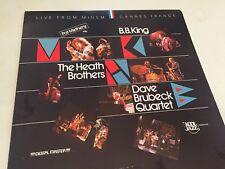 Live from Midem Cannes, France, Vinyl LP, 1983 Kool Jazz