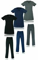 Work hairdressing Spa Salon Beauty Healthcare Therapist Tunic Uniform Trouser