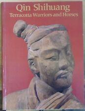 Qin Shihuang, Terracotta Warriors and Horses. Qin Dynasty of China, 221-206 BC.