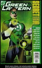 Green Lantern Secret Files and Origins 2005 #1 VF/NM