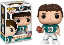 NFL Legends - Dan Marino (Dolphins Home) Funko Pop! Sports: Toy