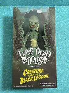 Living Dead Dolls Presents CREATURE FROM THE BLACK LAGOON - Universal Monsters