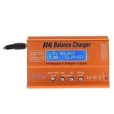 B6 Balance Charger/Discharger for LiPo Lilon LiFe NiCd Pb RC Battery L0Z3