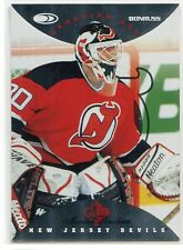 1996-97 Donruss Canadian Ice Red Press Proofs 46 Martin Brodeur /750