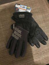 Mechanix Gray Winter Fleece Men's Large Gloves Cold Weather 3M BRAND NEW Work