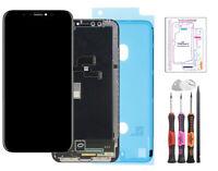 Écran pour iPhone X Noir⭐Vitre Tactile LCD⭐Retina Display Haute Qualité⭐Outils⭐
