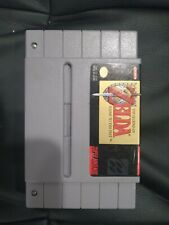 New listing Super Nintendo - The Legend of Zelda A Link To The Past Game