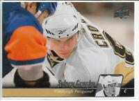 2010-11 Upper Deck 41 Sidney Crosby Pittsburgh Penguins