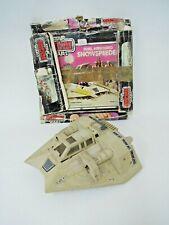 More details for vintage original star wars empire strikes back 1980 snowspeeder by kenner