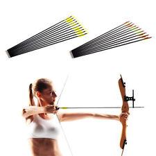 Flèches complètes pour le tir à l'arc
