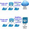Cisco 2821 256 Mb. CME 8.6 IOS 15.1 CCNA CCNP Collaboration Voice Lab 2811 2851
