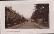 More details for postcard - clifton street, stourbridge - real photo 1909