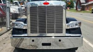 Peterbilt 365 388 389 Tapered Chrome Bumper # P15959