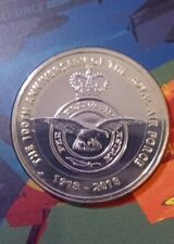 Royal Air Force RAF Badge £2 Two Pound Coin 2018 Brilliant Uncirculated RM pack