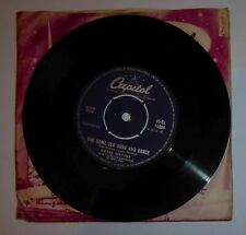 """Frank Sinatra: Same Old Song And Dance / Song from Kings Go Forth. UK Capitol 7"""""""