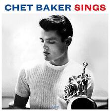 Chet Baker - Sings (180g Blue Vinyl LP) NEW/SEALED