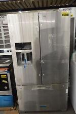 """KitchenAid Krff707Ess 36"""" Stainless French Door Refrigerator Nob #37744 Hrt"""