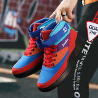 Men's High-Top Fashion Sneakers Leisure Casual Sports Athletic Shoes Walking