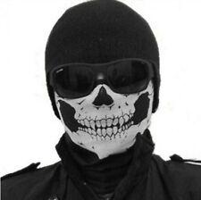 Bandana Skull Totenkopf Halstuch Maske Motorrad Biker Schal Sturmhaube Schädel