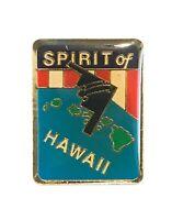 B-2 Stealth Bomber Spirit of Hawaii Lapel/Hat Pin Back