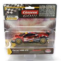 Carrera GO! 64179 Ferrari 488 GTE AF Corse No. 52 Carrera 1/43 Slot Car