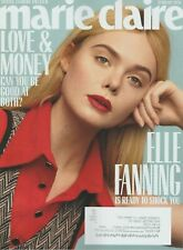 Marie Claire Magazine February 2020 ELLE FANNING IS READY TO SHOCK YOU