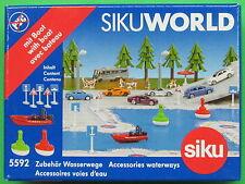 Siku World 5592 Zubehör Wasserwege - Neuheit 2016