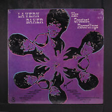 LAVERN BAKER: Her Greatest Recordings LP Sealed Blues & R&B