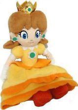 SUPER MARIO BROS. PRINCIPESSA DAISY PELUCHE - 23Cm Toy Plush Princess Peach