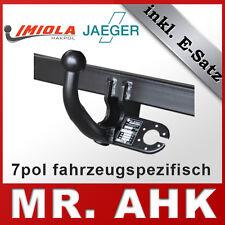 Per VW Polo 6r BERLINA ab09 gancio di traino con 13p e-frase rimovibile