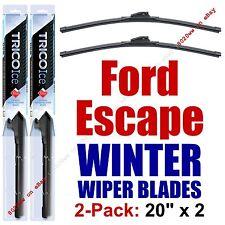 2008-2012 Ford Escape WINTER Wipers 2-Pack Super-Premium Winter - 35200x2