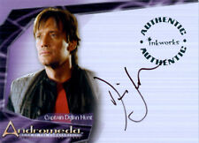 Andromeda Reign of the Commonwealth Autograph A1 Kevin Sorbo