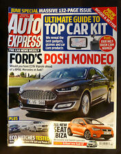 Auto Express, June Special  2015, Britain's biggest selling weekly car magazine