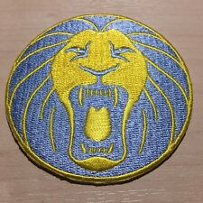 Emblem Kamerun Logo Patch Badge 7cm Aufbügler Aufnäher Cameroon Africa Unity
