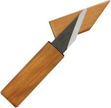 """Kanetsune Kb612 Kiridashi Stonewash Woodworking Knife 2.75"""" Blade"""