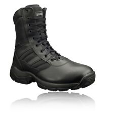 HITEC MAGNUM PANTHER BOOTS BLACK HI TEC MILITARY POLICE ARMY CADETS PARAMEDIC NA