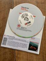 Casa De Lava DVD * DISC ONLY * 2012 Ines de Medeiros, Costa 1994 world drama 2nd