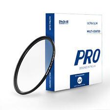 Phot-R 46mm PRO UV 16 Layer Ultaviolet Ultra Slim Multi-Coated Filter