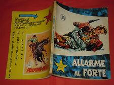 PICCOLO RANGER N° 27 a- ORIGINALE 1° EDIZIONE -DEL 1966- ALBI DEL  COW BOY- RARO