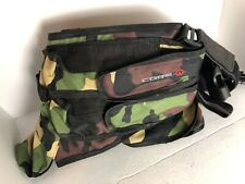 Core Paintball 4 Pod Holder Adjustable Waist With Tank Pocket Camo